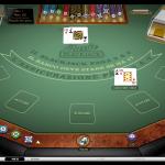 Puoi giocare a questa versione del blackjack con una o più mani fino a 5