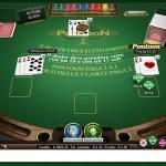 Pontoon, noto anche come il blackjack con una svolta