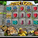 La slot Aztec Gold Raffle a bwin