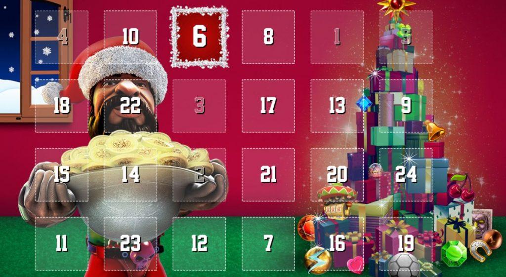 Il calendario di Unibet con Gonzo Natale