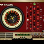 Questo è ciò che vedi a Easy Roulette dopo aver effettuato le tue scommesse