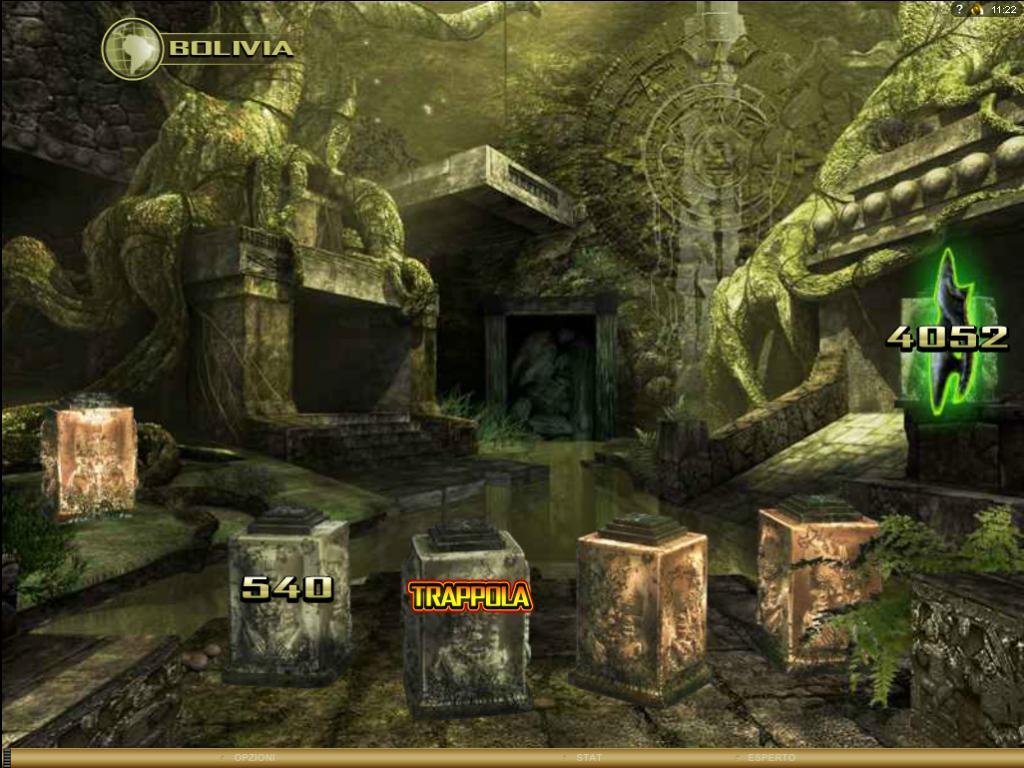 Tomb Raider Secret of the Sword gioco bonus