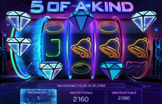 NetBet Neon Reels Giri Diamond Extra