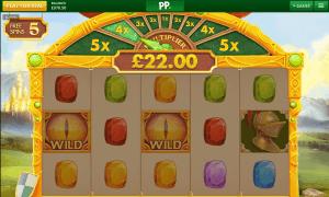 Se vinci i free spins, le tue vincite saranno moltiplicate durante i giri gratis
