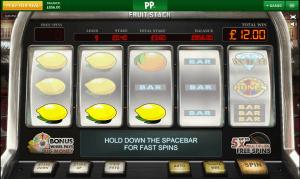 Questa slot ha un design che sembra alle slot classiche