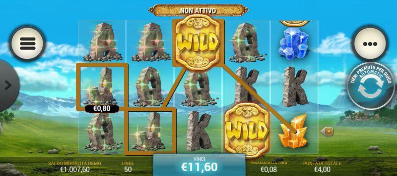 Jackpot Giant su piattaforma mobile